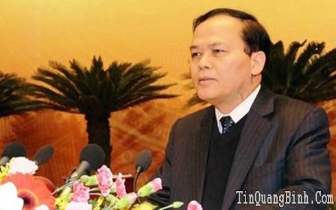Chủ tịch Quảng Bình bị yêu cầu rút kinh nghiệm về khuyết điểm