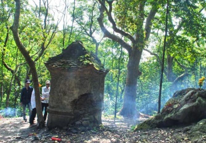 Chùa Non, núi Thần Đinh: Một điểm du lịch tâm linh, sinh thái hấp dẫn