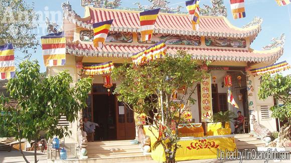 Chùa Phổ Minh: Những nét văn hóa và lịch sử