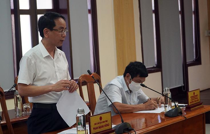 Chuẩn bị nội dung, chương trình kỳ họp thứ 2, Quốc hội khóa XV