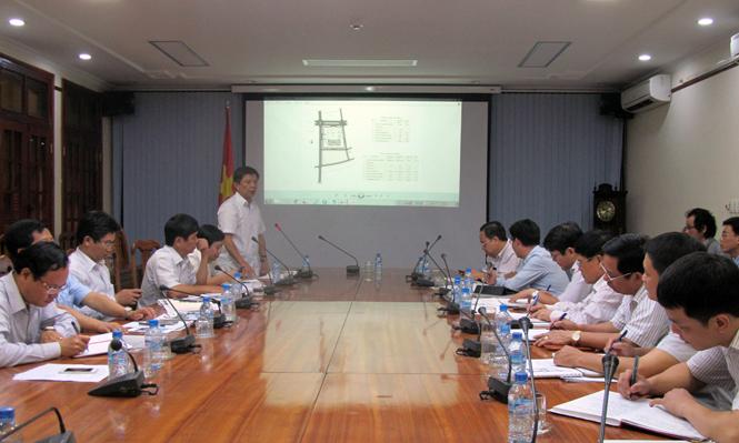 Chuẩn bị triển khai Dự án siêu thị Co.opmart Quảng Bình
