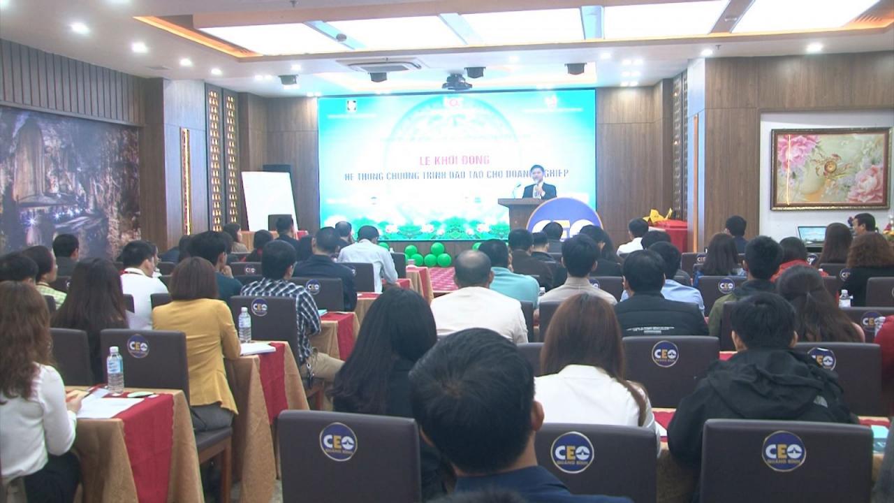 Chương trình đào tạo giám đốc điều hành CEO