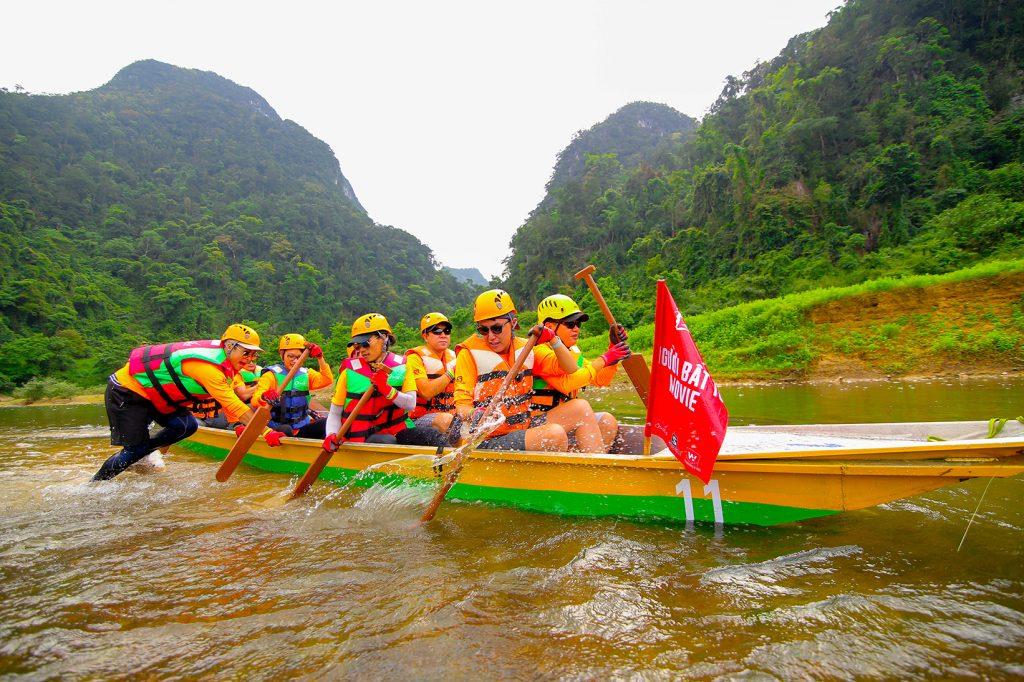 Chương trình Thử thách Tú Làn 2019 dự kiến khởi động từ ngày 31/3 - 03/4/2019 tại Sông Rào Nan và khu hang động Tú Làn
