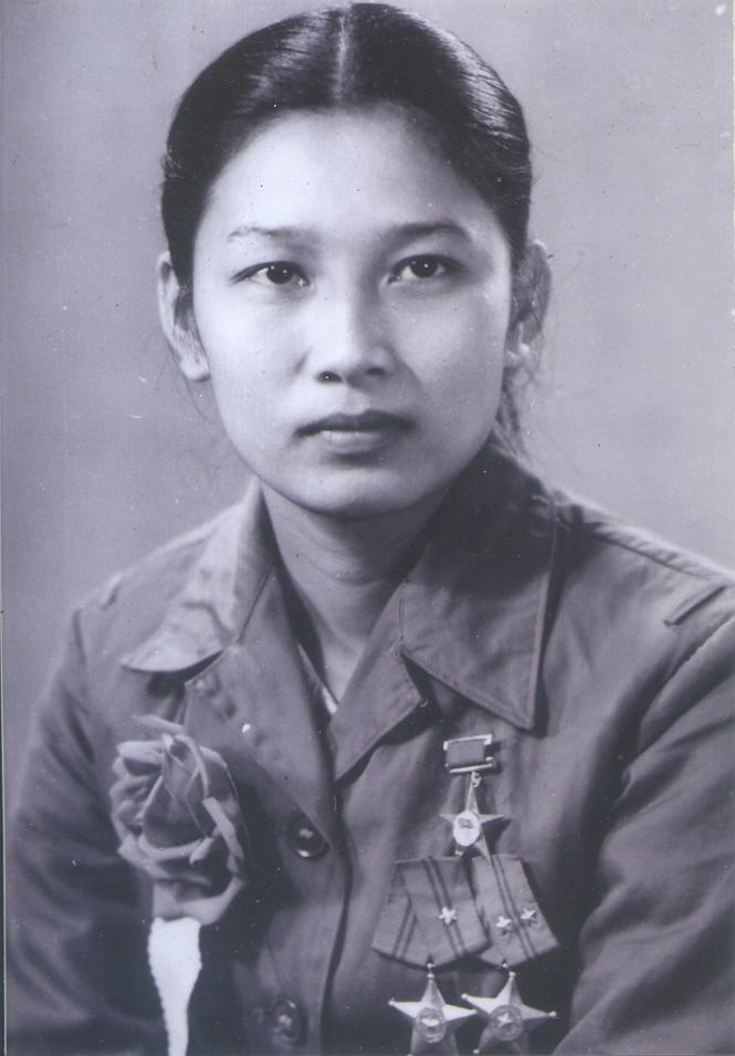 Chuyện về anh hùng Trần Thị Lý