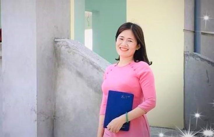 Cô giáo Phạm Thị Mai Vân đoạt giải nhất tuần 23 cuộc thi trắc nghiệm
