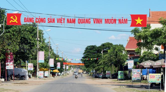Có một Đồng Sơn xưa giữa Đồng Hới bây giờ!