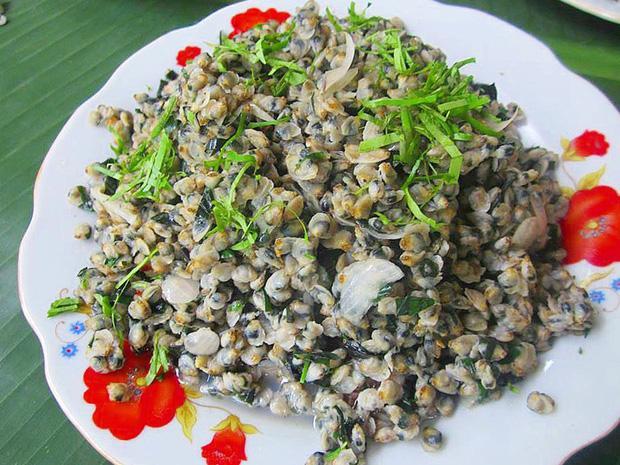 Con chắt chắt - thứ đặc sản cực thú vị ở Quảng Bình, một lần phải ăn đến cả vài trăm con