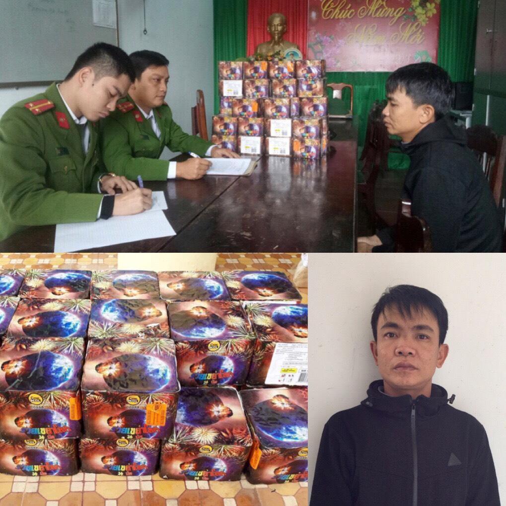 Công an huyện Bố Trạch lập nhiều chiến công trong những ngày đầu ra quân tấn công tội phạm