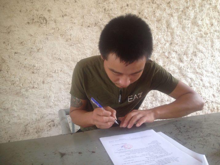 Công an huyện Quảng Ninh bắt 3 vụ tàng trữ trái phép chất ma túy trong một ngày