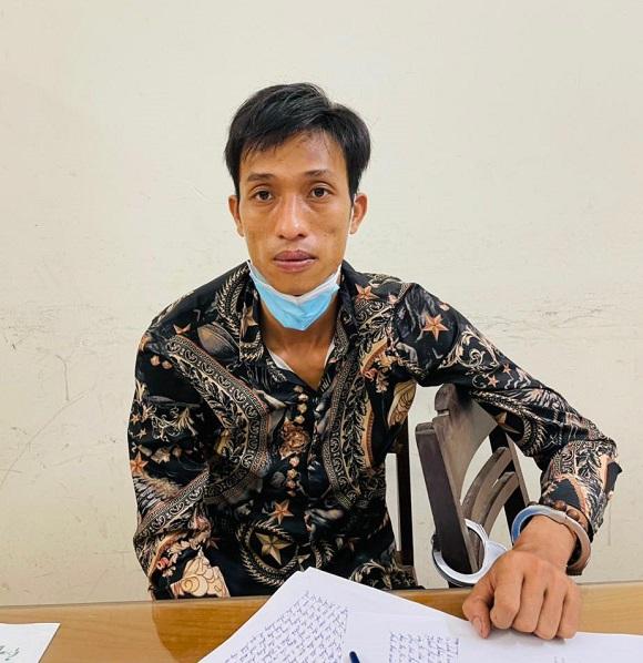 Công an huyện Tuyên Hóa bắt quả tang 02 đối tượng tàng trữ, mua bán trái phép chất ma túy