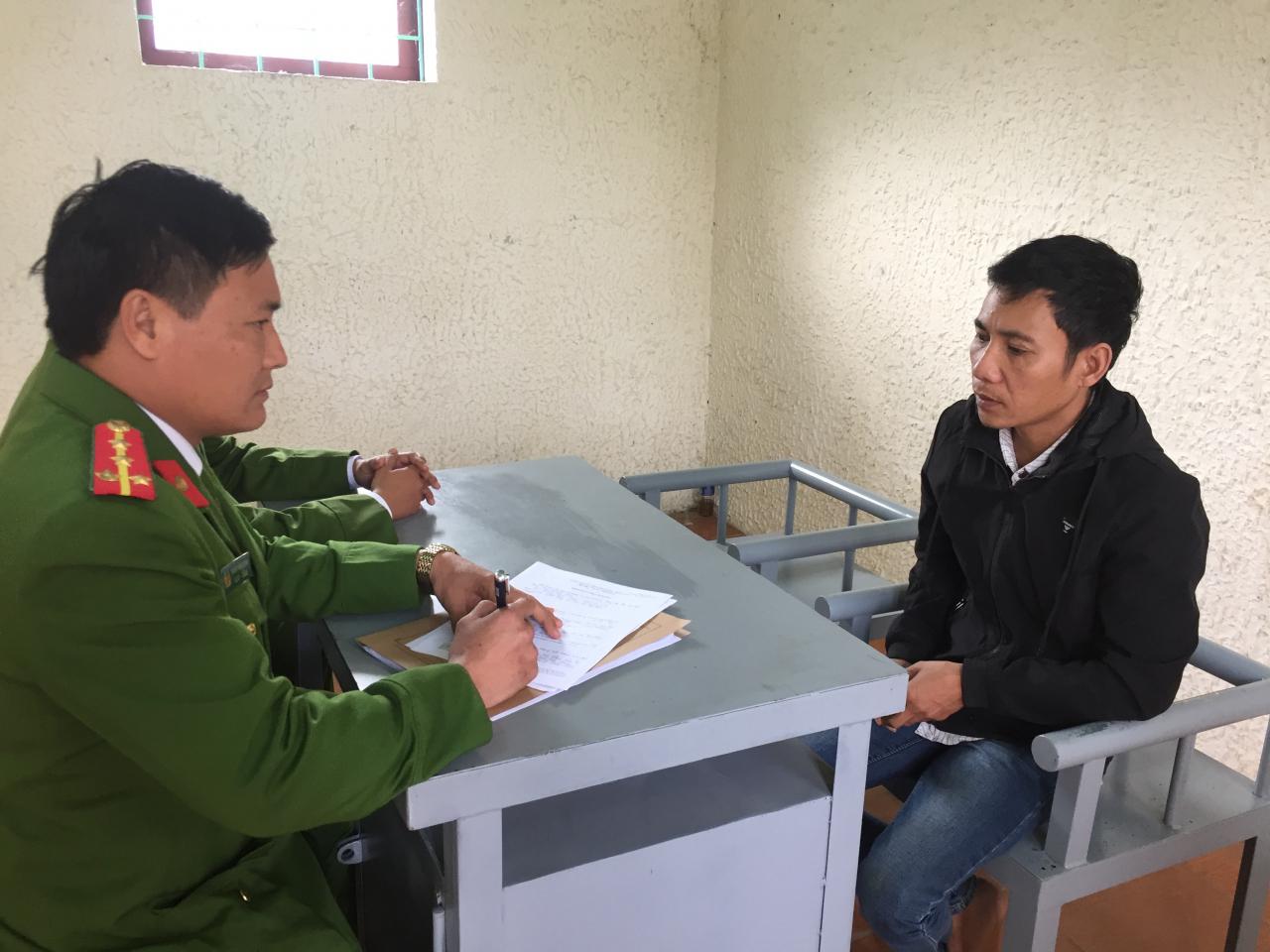 Công an thị xã Ba Đồn liên tiếp lập công ngay từ ngày đầu ra quân tấn công tội phạm