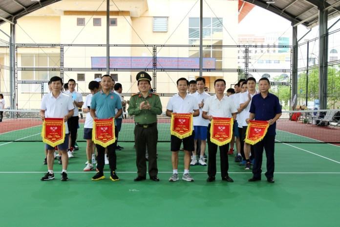 Công an tỉnh tổ chức các hoạt động chào mừng 90 năm ngày thành lập Đoàn thanh niên cộng sản Hồ Chí Minh