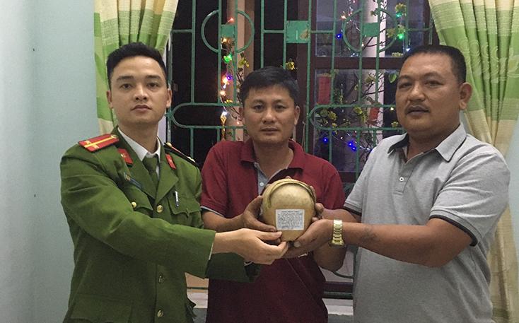 Công an xã Lộc Ninh: Điển hình bảo đảm ANTT tại cơ sở