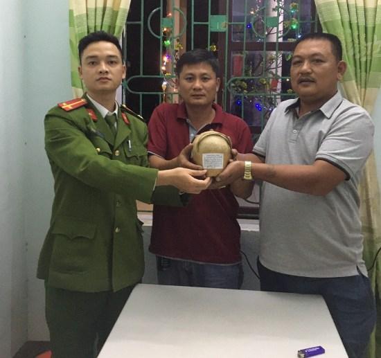 Công an xã Lộc Ninh điển hình trong công tác đảm bảo ANTT tại địa bàn cơ sở