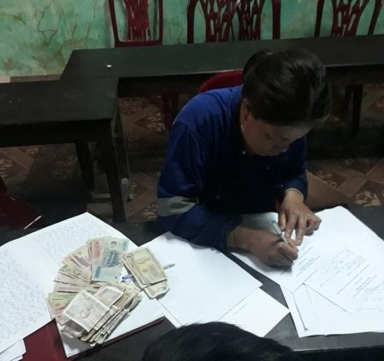 Công an xã Quảng Lộc nhanh chóng điều tra làm rõ đối tượng trộm tài sản