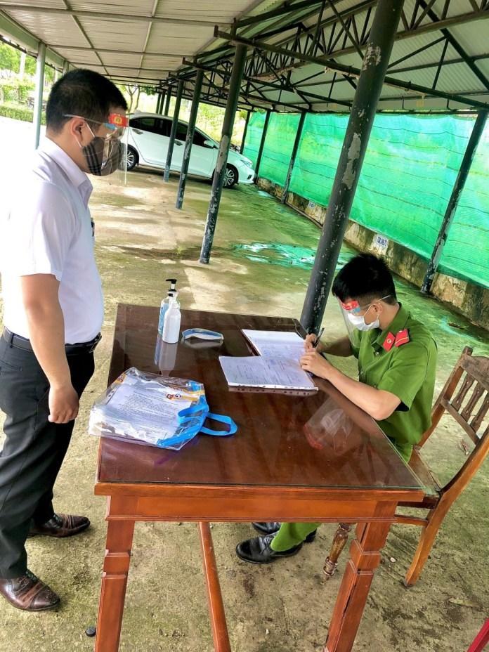 Công tác Phòng, chống dịch bệnh Covid-19 ở Trại tạm giam