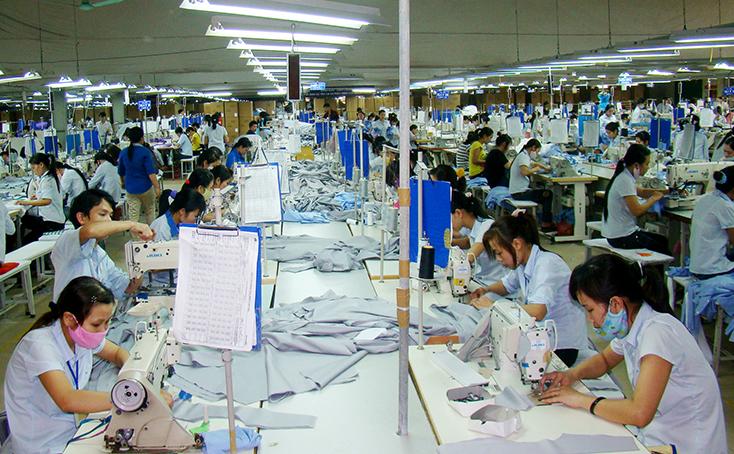 Công ty may S&D Quảng Bình: Phấn đấu đạt doanh thu 7,6 triệu USD
