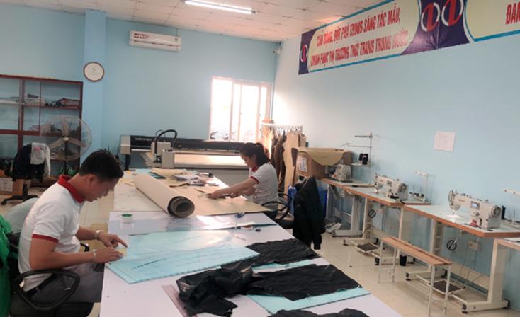 Công ty May Thăng Long Quảng Bình: Khẳng định thương hiệu