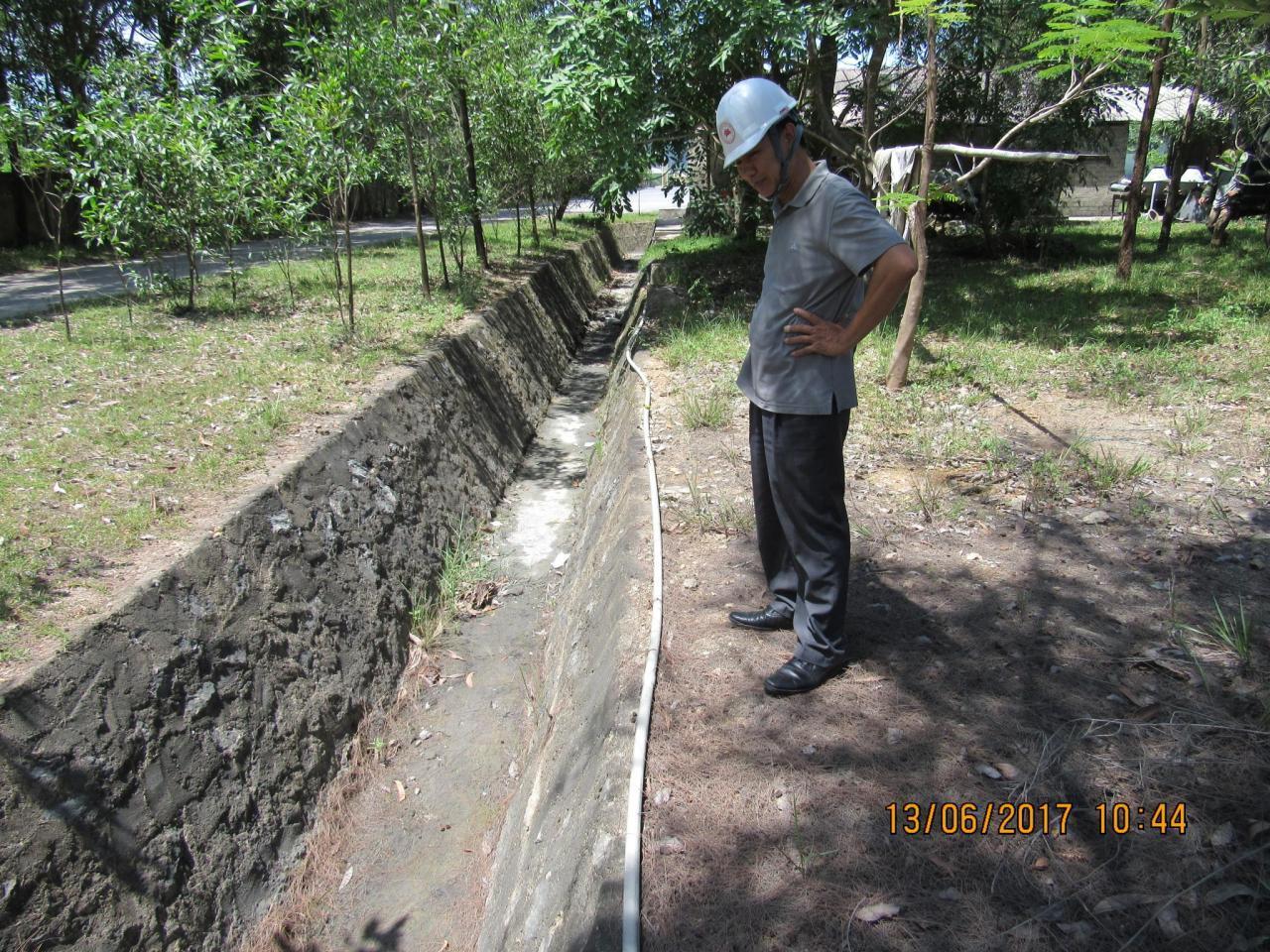 Công ty xi măng sông Gianh tích cực khắc phục hậu quả sau phản ánh của báo chí