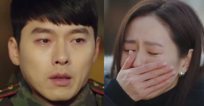 """""""Crash Landing On You"""" tập 10: Hyun Bin thất thần, Son Ye Jin khóc cạn nước mắt vì phải xa người yêu"""
