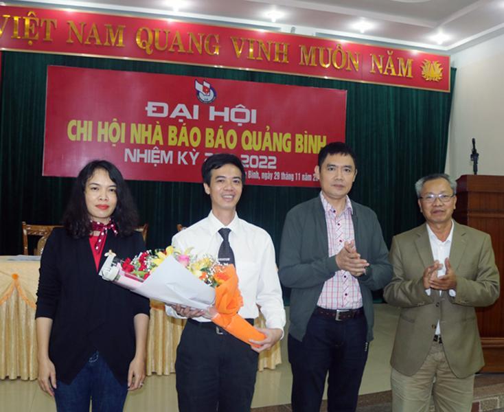 Đại hội Chi hội Nhà báo Báo Quảng Bình nhiệm kỳ 2019-2022