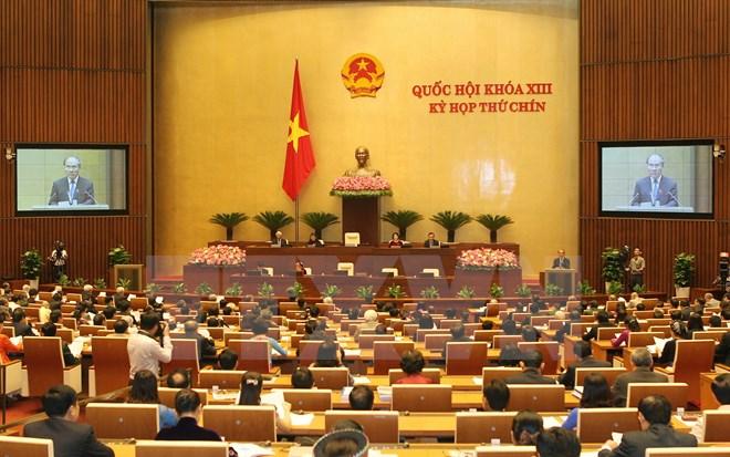 Đại biểu Quốc hội phải hát Quốc ca khi khai mạc kỳ họp Quốc hội