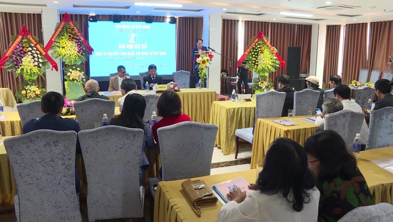 Đại hội Chi hội Nhạc sĩ Việt Nam tỉnh Quảng Bình nhiệm kỳ 2020-2025