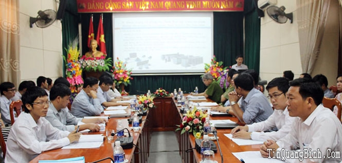Đảm bảo an toàn, an ninh thông tin trong các cơ quan Nhà nước trên địa bàn tỉnh Quảng Bình