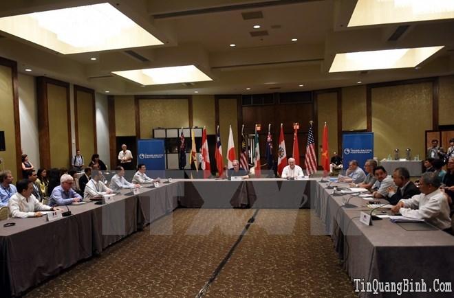 """""""Đàm phán TPP tại Hawaii không đạt được thỏa thuận cuối cùng"""""""