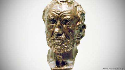 Đan Mạch truy lùng 2 kẻ đánh cắp tác phẩm điêu khắc của Rodin