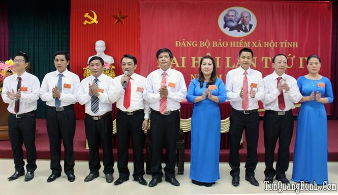 Đảng bộ BHXH tỉnh: Nâng cao sức chiến đấu của Đảng bộ, thực hiện tốt chính sách BHXH, BHYT trong thời kỳ mới