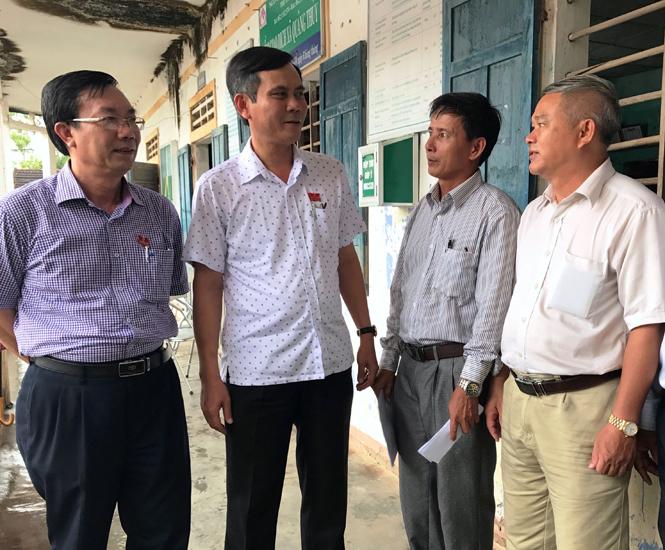 Đảng bộ thị xã Ba Đồn: Tăng cường lãnh đạo, chỉ đạo giải quyết những vấn đề bức xúc, nổi cộm