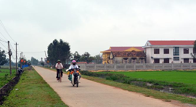 Đảng bộ xã Hàm Ninh (Quảng Ninh): Chú trọng lãnh đạo phát triển kinh tế-xã hội