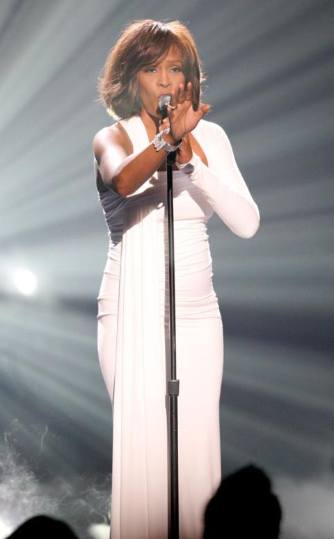 Danh ca Whitney Houston 'tái xuất' sân khấu vào năm 2016