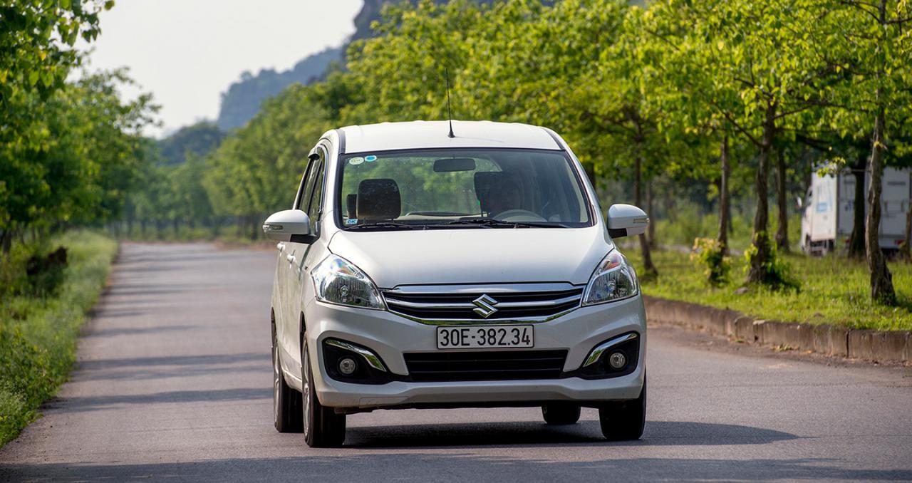 Đánh giá xe Suzuki Ertiga: MPV 7 chỗ giá 639 triệu đồng