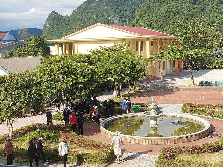 Dấu ấn một ngôi trường miền núi