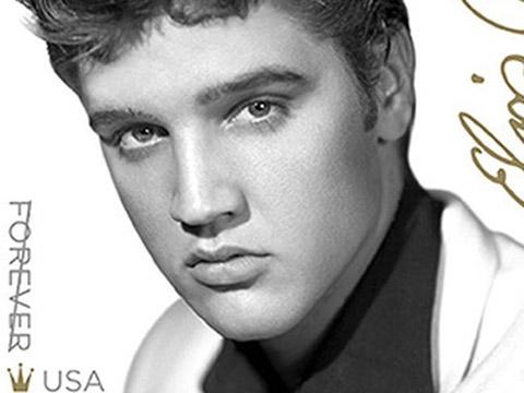 Đấu giá kỷ vật của Vua rock Elvis Presley thu về gần 1 triệu USD