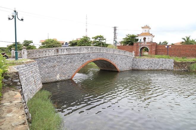 Dấu tích thời vua Minh Mạng còn lại ở thành Đồng Hới