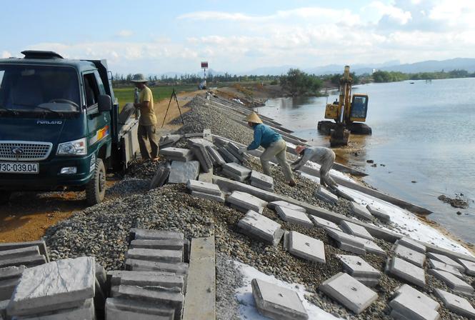 Đầu tư 22,8 tỷ đồng sửa chữa các công trình trước mùa mưa bão
