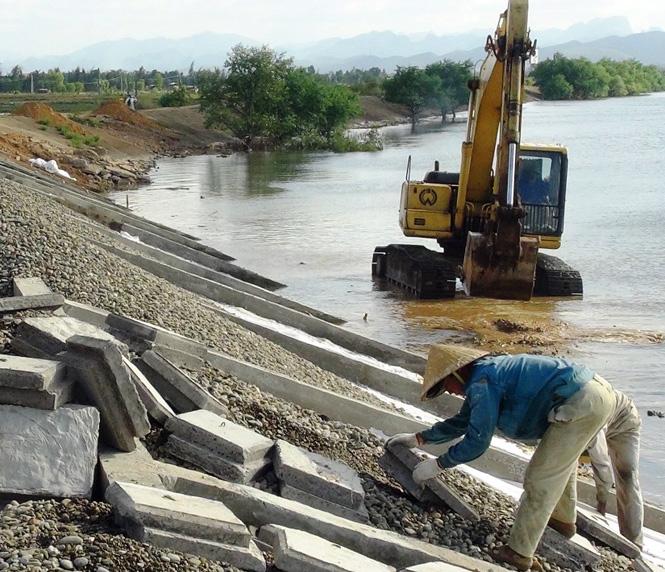 Đầu tư gần 3.300 tỷ đồng quản lý lũ lụt tổng hợp lưu vực sông Gianh và sông Nhật Lệ