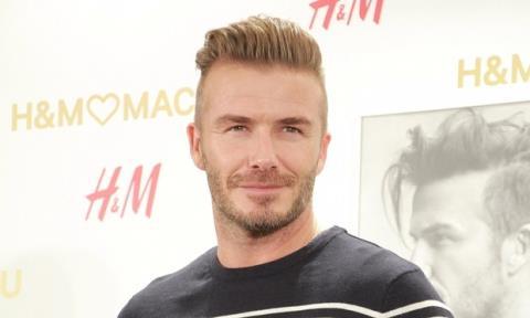 David Beckham sẵn sàng nhận 'gạch đá' khi xuất hiện trong phim sắp ra mắt