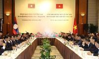 Đẩy mạnh hợp tác an ninh giữa Việt Nam và Lào