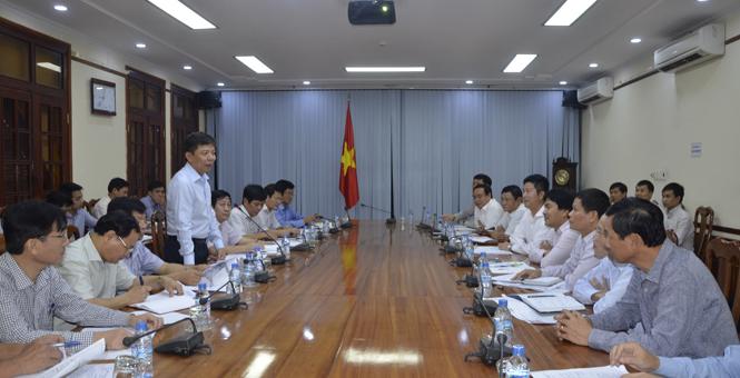Đẩy nhanh tiến độ thực hiện dự án Trung tâm nhiệt điện Quảng Trạch