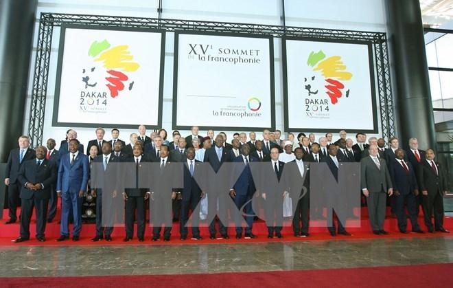 Đề nghị khối Pháp ngữ ủng hộ giải quyết hòa bình tranh chấp biển Đông