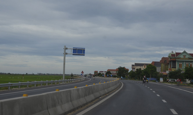 Đến năm 2030, thị trấn Hoàn Lão trở thành đô thị loại IV