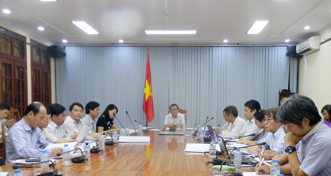 Đến tháng 9-2016, cơ bản phê duyệt kế hoạch quản lý lũ lụt tổng hợp toàn tỉnh