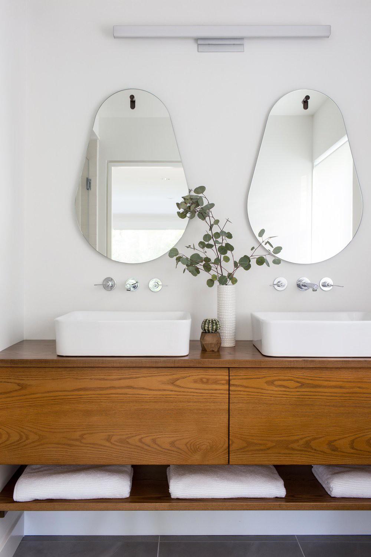 Điểm danh những mẫu bồn rửa tay độc đáo cho phòng tắm gia đình thêm thu hút