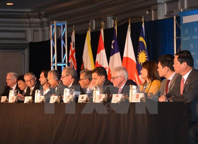 Điểm lại những dấu mốc chính trong lộ trình đàm phán TPP