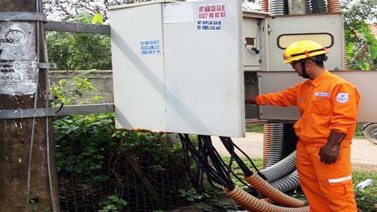Điện lực Quảng Ninh: Sẵn sàng ứng phó trước mùa mưa bão