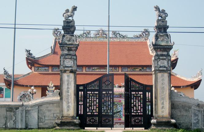 Đình Cao Lao Hạ và những dấu ấn lịch sử